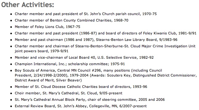 see jessens full resume here - Resume For Board Of Directors